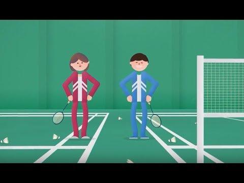 DGI Trænerguiden badminton