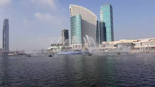 Dubai Festival City Fountain