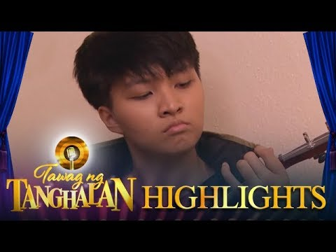 Tawag ng Tanghalan: Meet Elle Ocampo from Pampanga
