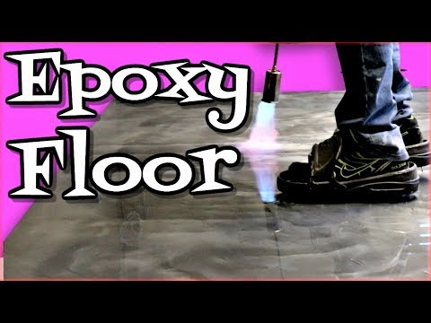 Epoxy Flooring Step by Step