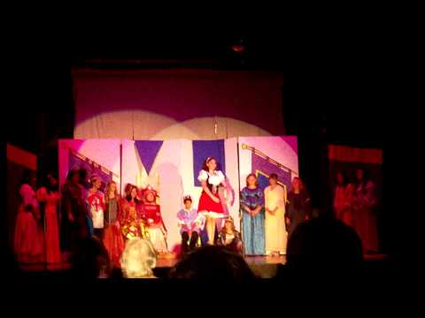 Santiago Middle School Drama 6