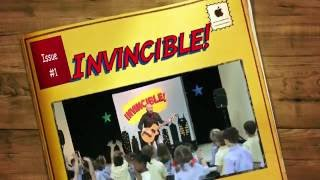 """Invincible!"" Live at BGA"