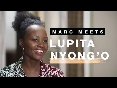 Lupita Nyong'o likes to take roles that scare her