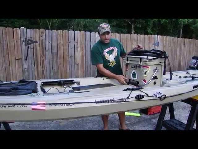 Diablo Paddlesports Amigo - Kayak SUP Fishing - Fully Rigged update