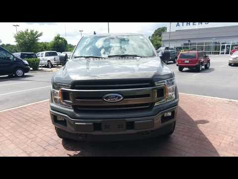 2018 Ford F150 XLT - 302a Sport Appearance Package - Lead Foot - 3.5 Ecoboost