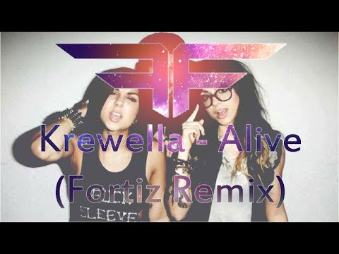 [HARDSTYLE] Krewella - Alive (Fortiz Remix)