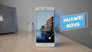 Лучший обзор Huawei Nova