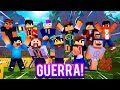 Minecraft: HARDCORE LUCKY #1 - GUERRA DOS YOUTUBERS!