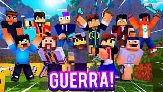 Baixar Minecraft: HARDCORE LUCKY #1 - GUERRA DOS YOUTUBERS!