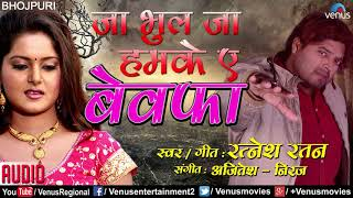 Latest Bhojpuri Sad Song 2018 | जा भुल जा हमके ए बेवफा | Ja Bhool Ja Humke Ae Bewafa | Ratnesh Ratan