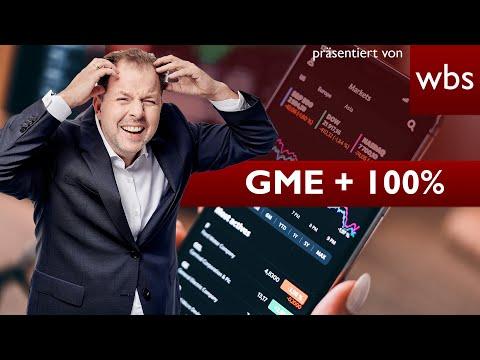 GameStop-Aktie steigt um 100% - YouTuber Roaring Kitty verklagt   Anwalt Christian Solmecke