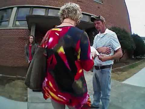 Body cam footage shows two Birmingham lawyers arrested in Blount County