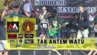 DELLA MONIKA - TAK ANTEM WATU - AA JAYA Live SIDOREJO