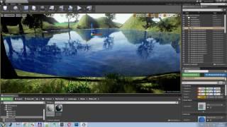 Unreal Engine 4 - Урок по созданию воды