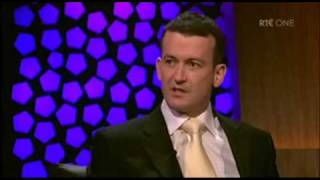 The Late Late Show: Donal Óg Cusack