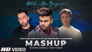 Lonely Without You | Mashup 2020 | Akhil X ThePropheC  - DJ HARSH SHARMA & SUNIX THAKOR