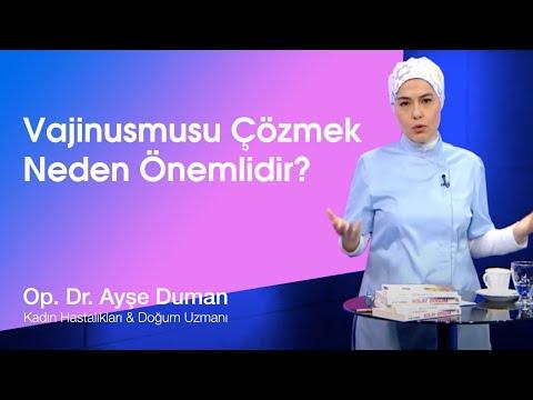 Dr. Ayşe Duman Ile Vajinismus Terapi Udemy Eğitim Videosu
