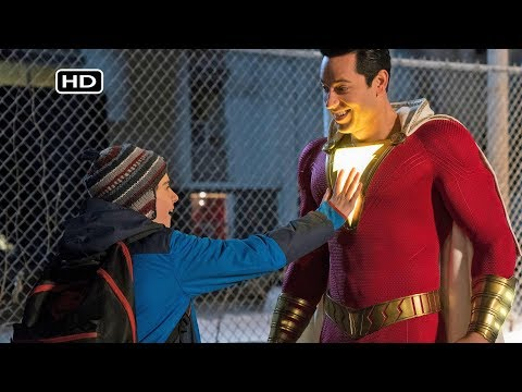 SHAZAM!   Official Teaser Trailer HD 2019 movie