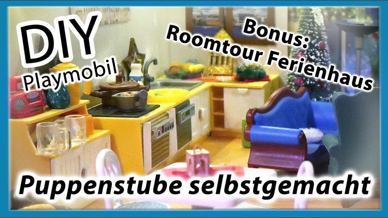 DIY Playmobil Wir basteln ein Sofa