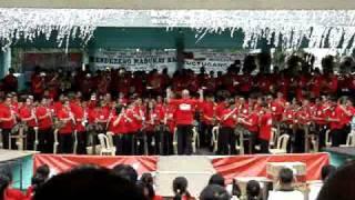 Lupang Hinirang - Mendez, Cavite