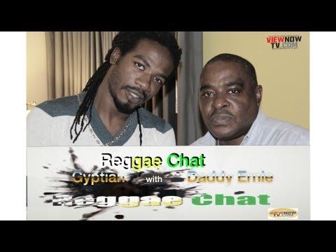 Reggae Chat 2 with Daddy Ernie, Gyptian & Frankie Paul Interviews. ViewNowTv