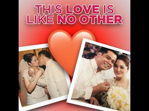 "This love is like no other - KAMI - Dingdong Avanzado says that ""no amount of COVID-19"" - 동영상"