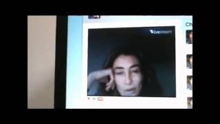 Marcela Carvajal: 2do Twitcam part 2