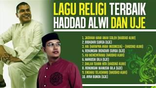 Title: 1. Jadikan Kami Anak Soleh (Haddad Alwi) 2. Bidadari Surga (Uje) 3. HAI (Harapan Anak Indonesia) (Haddad Alwi) 4. Renungan Bidadari Surga (Uje) 5.