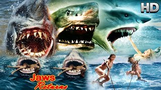 Shark Attack 2 | Jaws Returns 2017 Tamil Dubbed Horror Movie | Jaws 2017 Latest Hollywood Movie