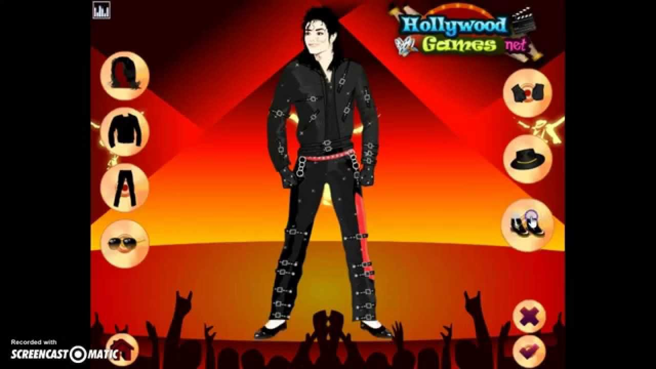 Michael Jackson Games Online Free