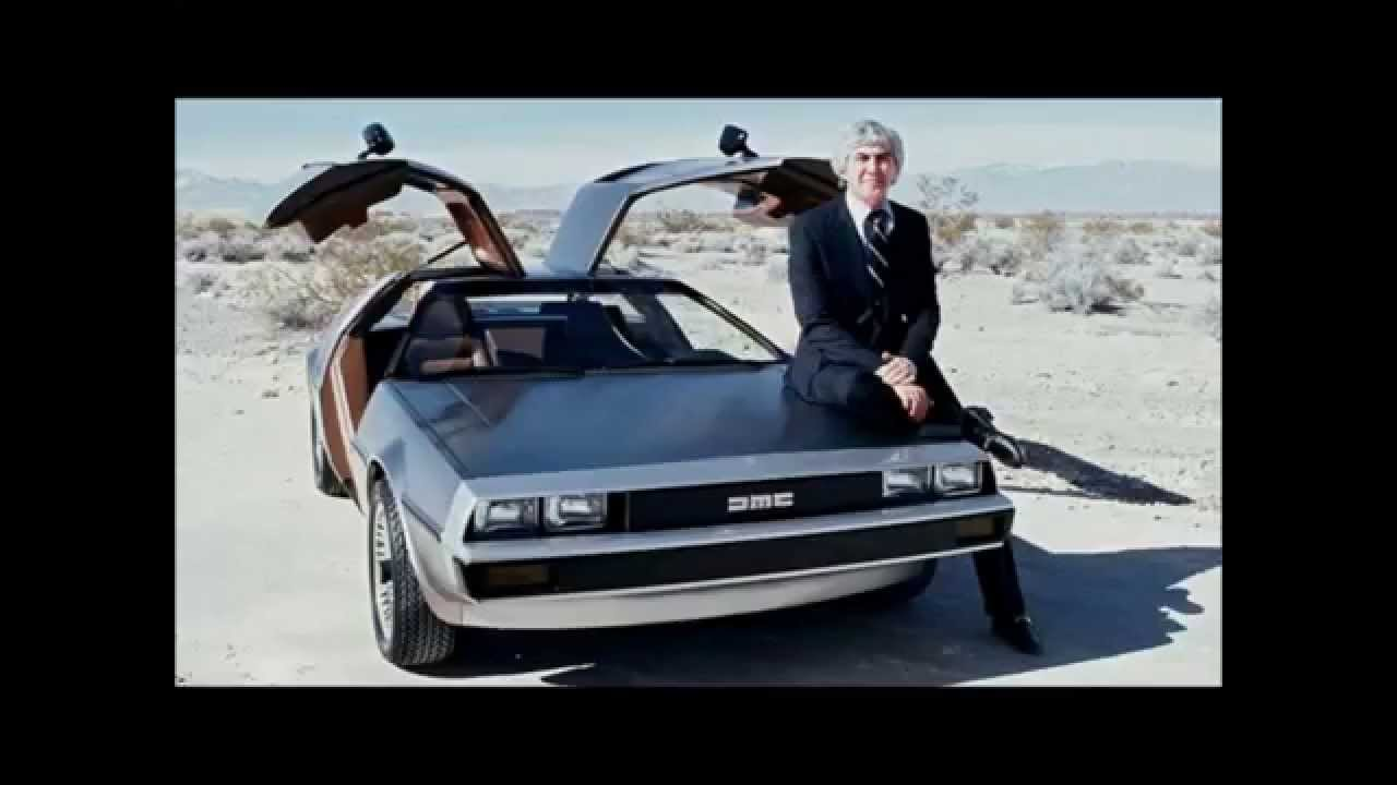 The Death Of John Delorean Youtube