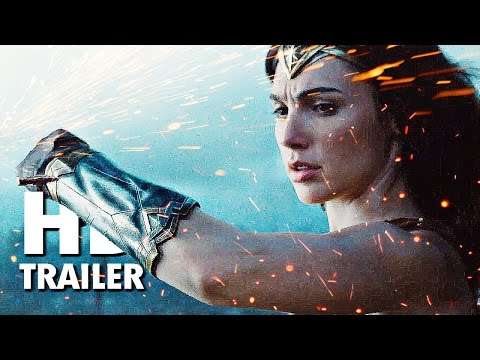 MUJER MARAVILLA (Wonder Woman) Trailer 2 Subtitulado HD 2017