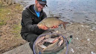 Фидерная ловля на озере Лещ зашел на точку Часть 2 Ценные тренерские установки