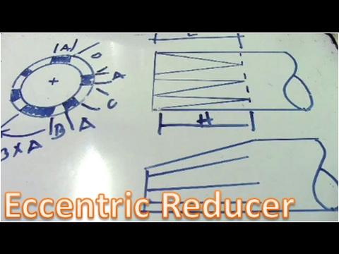 Eccentric Reducer Formula