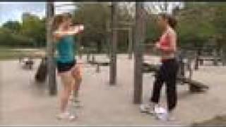Summer Slim Down Bikini Workout Video