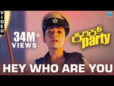 Hey Who Are You - Video Song | Kirik Party | Rakshit Shetty | Bharath B J | B. Ajaneesh Loknath