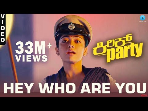 Hey Who Are You - Video Song | Kirik Party...