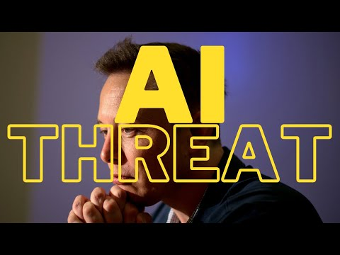Elon Musk's and Sam Harris Final Warning About Artificial Intelligence (AI)