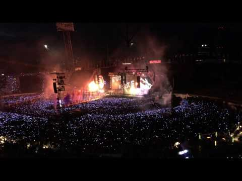 20 Coldplay - Something Just Like This (Live @ Olympiastadion - München / Munich - 06.06.2017)