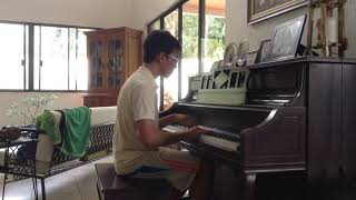 Lauv & Troye Sivan - i'm so tired... (Piano Cover)