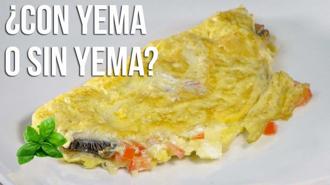 Huevo desayuno para adelgazar