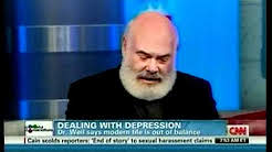 Dealing with depression, Dr. Andrew Weil's first TV interview on his personal diagnosis.
