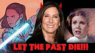 WOMEN OF THE GALAXY- KATHLEEN KENNEDY DOESN'T UNDERSTAND STAR WARS