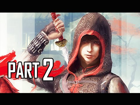 Assassin's Creed Chronicles China Walkthrough Part 2 - The Return (Let's Play Commentary)