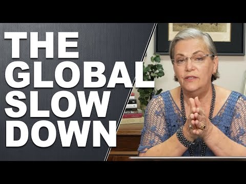 THE GLOBAL SLOWDOWN: What Could Speed It Up?