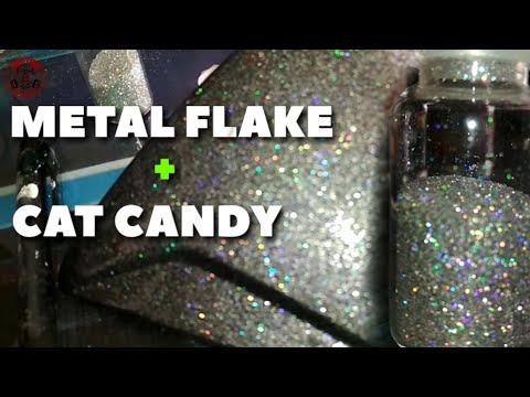 Experimen METAL FLAKE + CAT CANDY