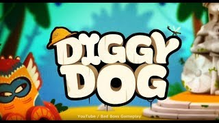 My Diggy Dog Gameplay ( Android / iOS ) Current Version 2.273