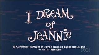 I Dream of Jeannie - Intro