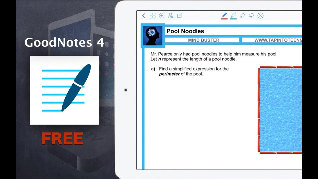 Download GoodNotes 4 for free on iPhone & iOS - Panda Helper