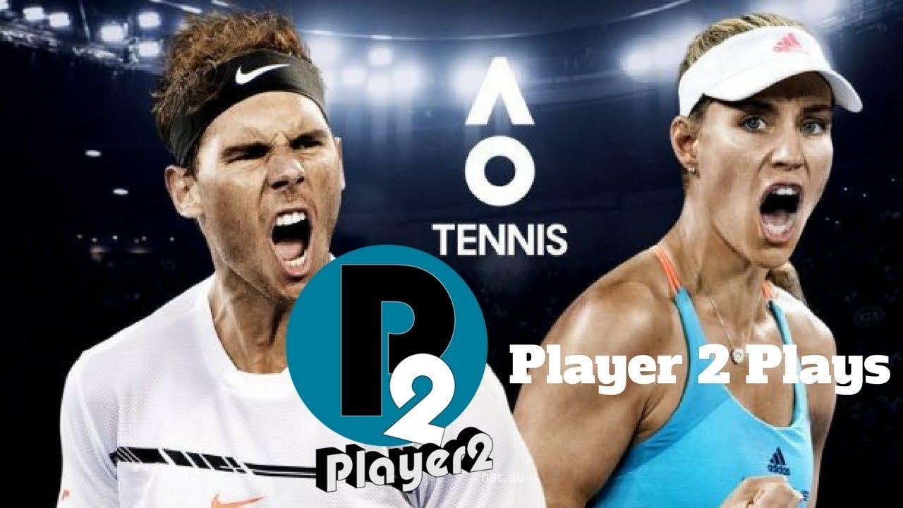 ao tennis spieler